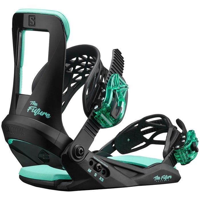 Salomon - The Future Snowboard Bindings - Kids' 2022