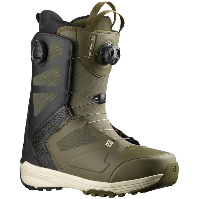 Salomon - Dialogue Dual Boa Snowboard Boots 2022