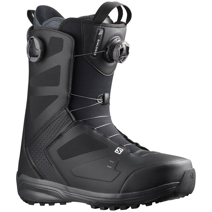 Salomon - Dialogue Dual Boa Wide Snowboard Boots 2022