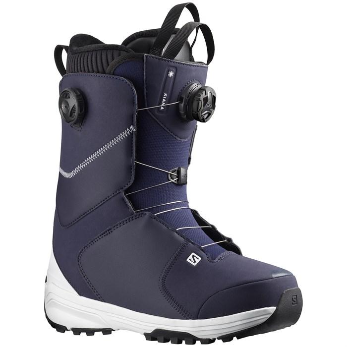 Salomon - Kiana Dual Boa Snowboard Boots - Women's 2022