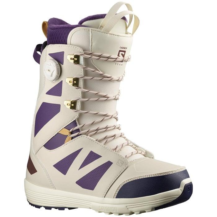 Salomon - Launch Lace SJ Boa Snowboard Boots 2022