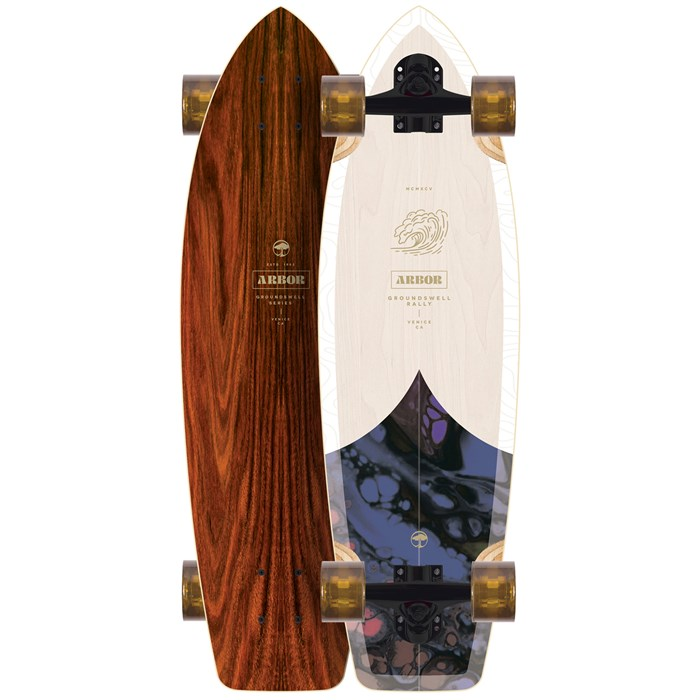 Arbor - Rally Groundswell Cruiser Complete