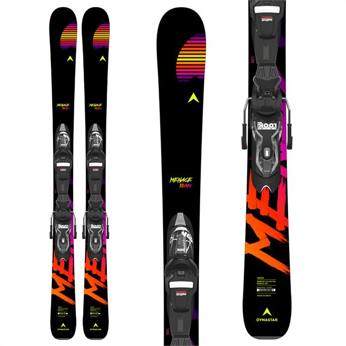 Dynastar - Menace Team Skis + Xpress Jr Bindings - Kids' 2021