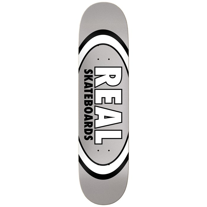 Real - Classic Oval 7.75 Skateboard Deck
