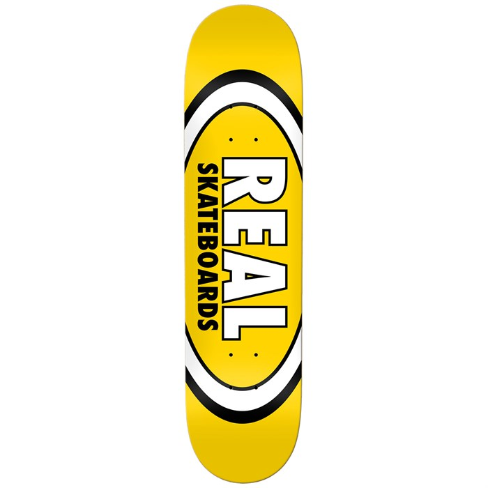Real - Classic Oval 8.06 Skateboard Deck