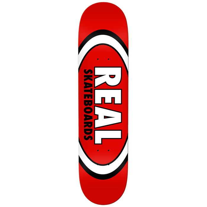 Real - Classic Oval 8.12 Skateboard Deck