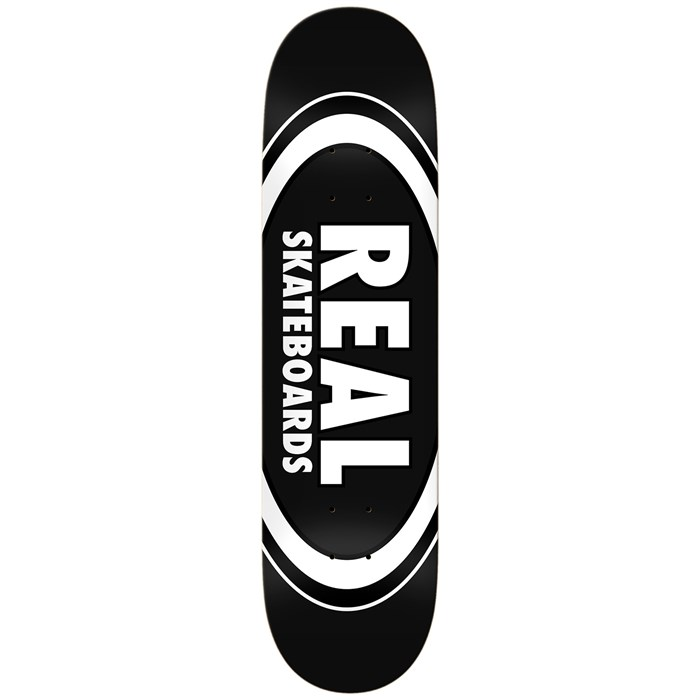 Real - Classic Oval 8.25 Skateboard Deck