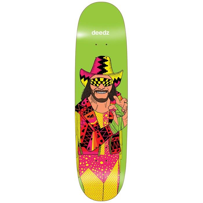 Enjoi - Deedz Body Slam R7 8.375 Skateboard Deck