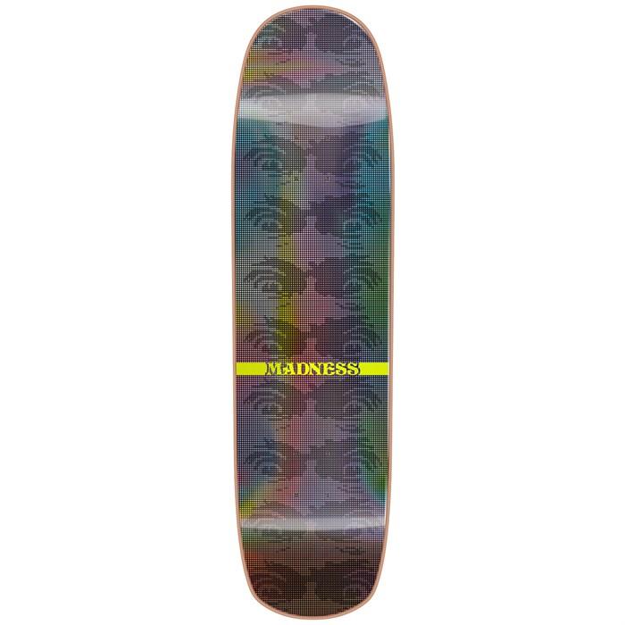 Madness - Eye Dot R7 Holographic 8.375 Skateboard Deck