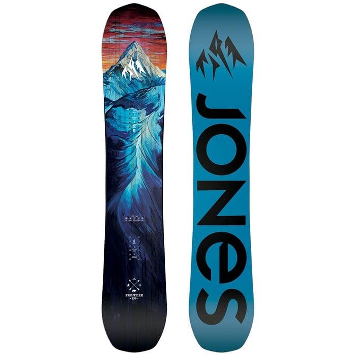 Jones - Frontier Snowboard 2022