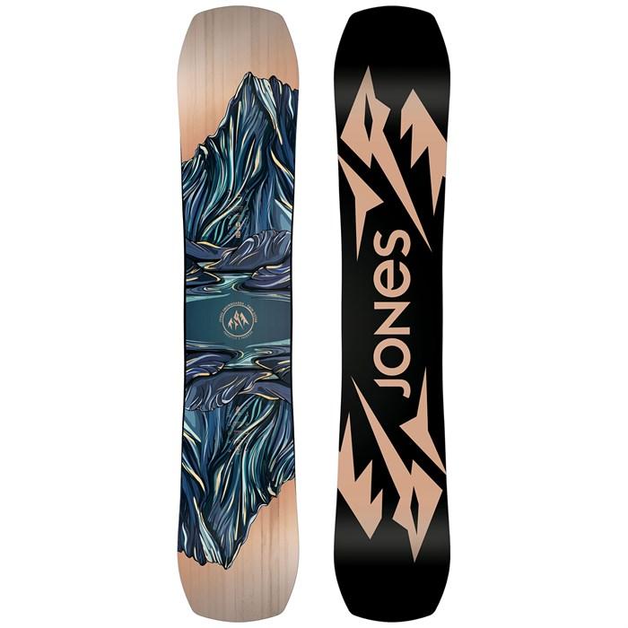Jones - Twin Sister Snowboard - Women's 2022
