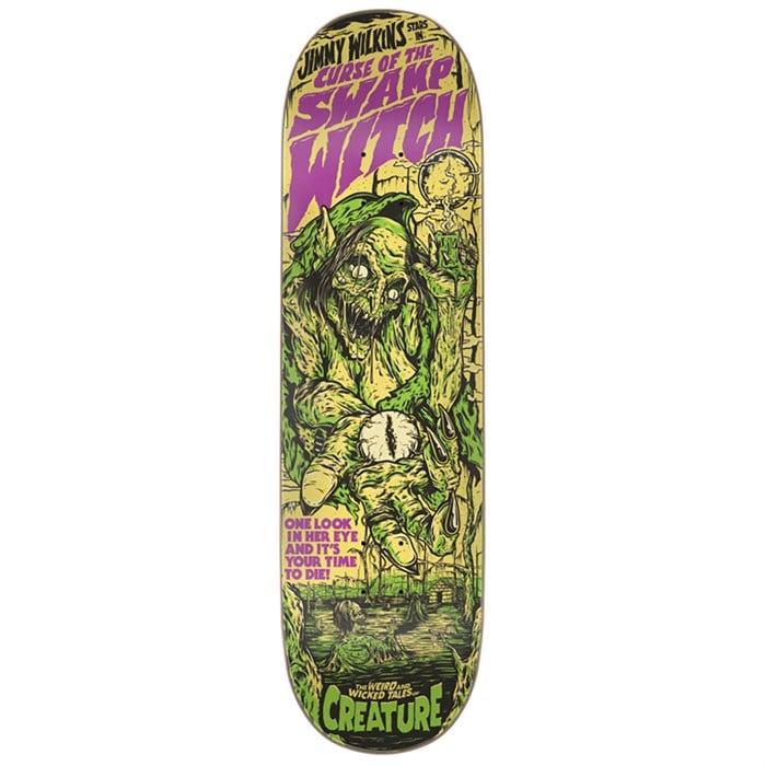 Creature - Wilkins Wicked Tales 8.8 Skateboard Deck