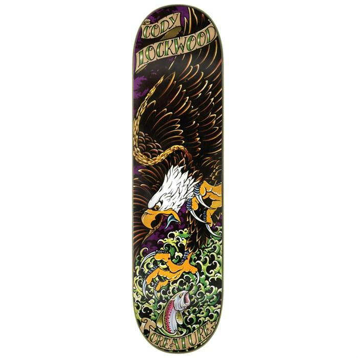 Creature - Lockwood Beast of Prey 8.25 Skateboard Deck