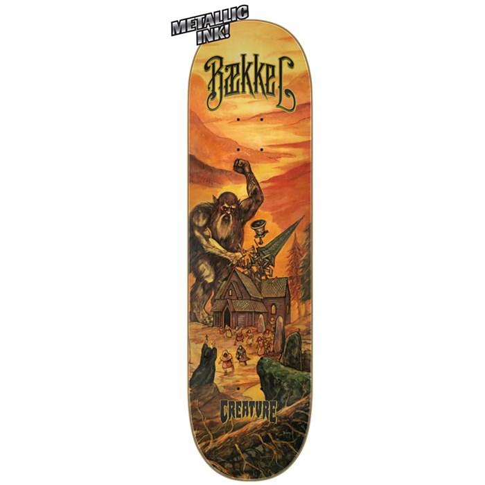 Creature - Baekkel Decimate 8.6 Skateboard Deck