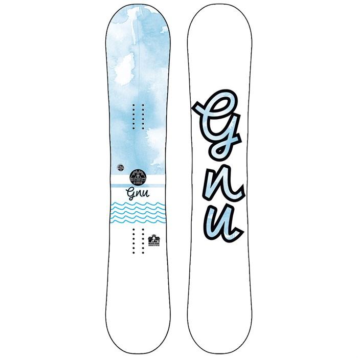 GNU - B-Nice BTX Snowboard - Women's 2022