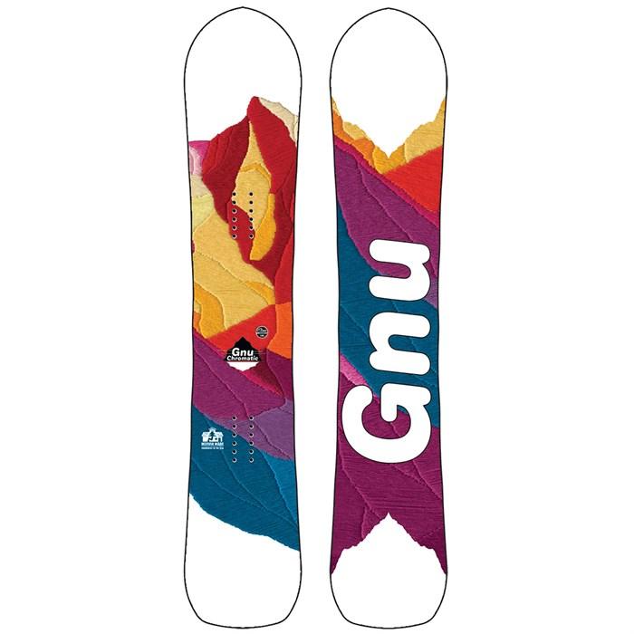 GNU - Chromatic BTX Snowboard - Women's 2022