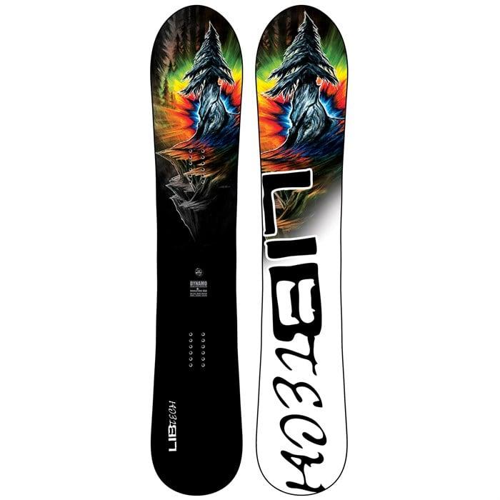 Lib Tech - Dynamo C3 Snowboard 2022