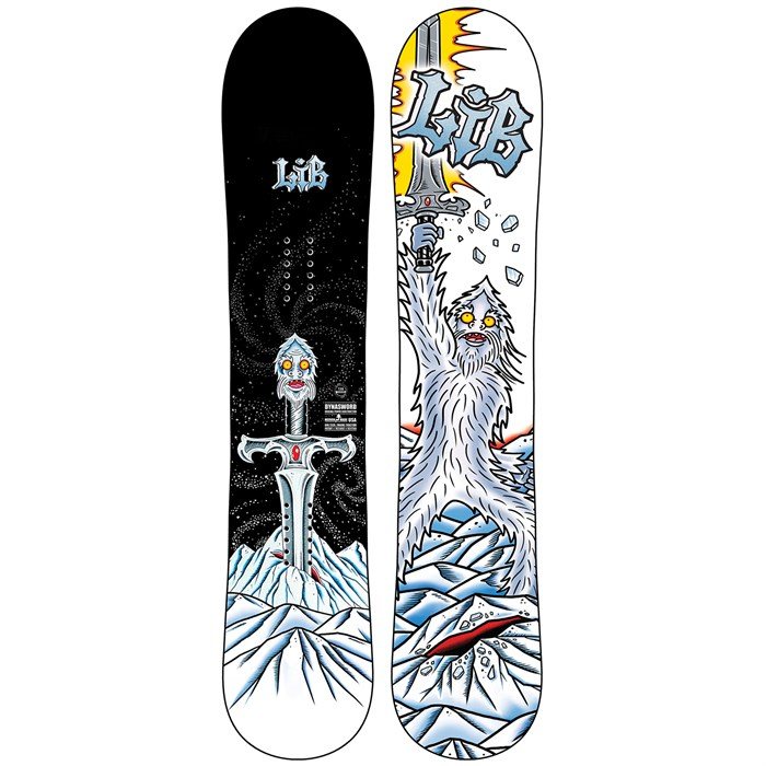 Lib Tech - Dynasword C3 Snowboard 2022