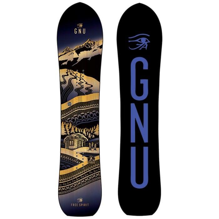 GNU - Free Spirit C3 Snowboard - Women's 2022