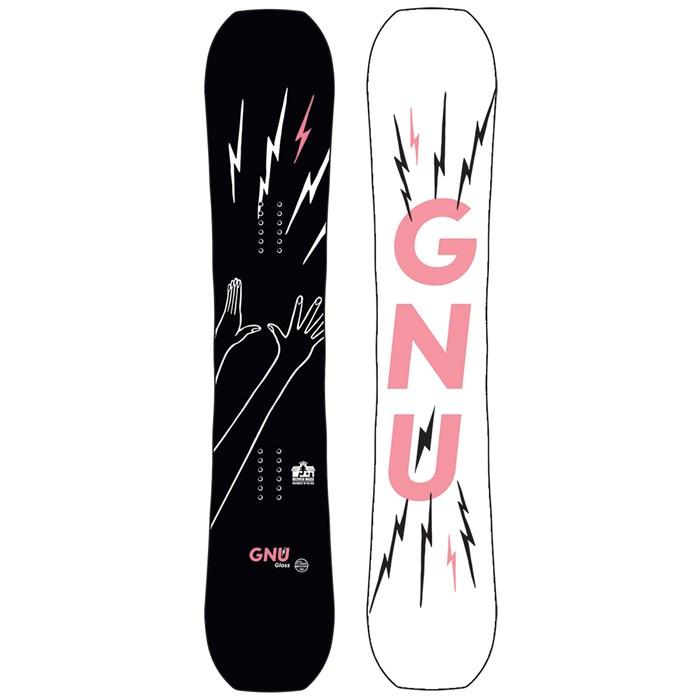 GNU - Gloss C2E Snowboard - Women's 2022