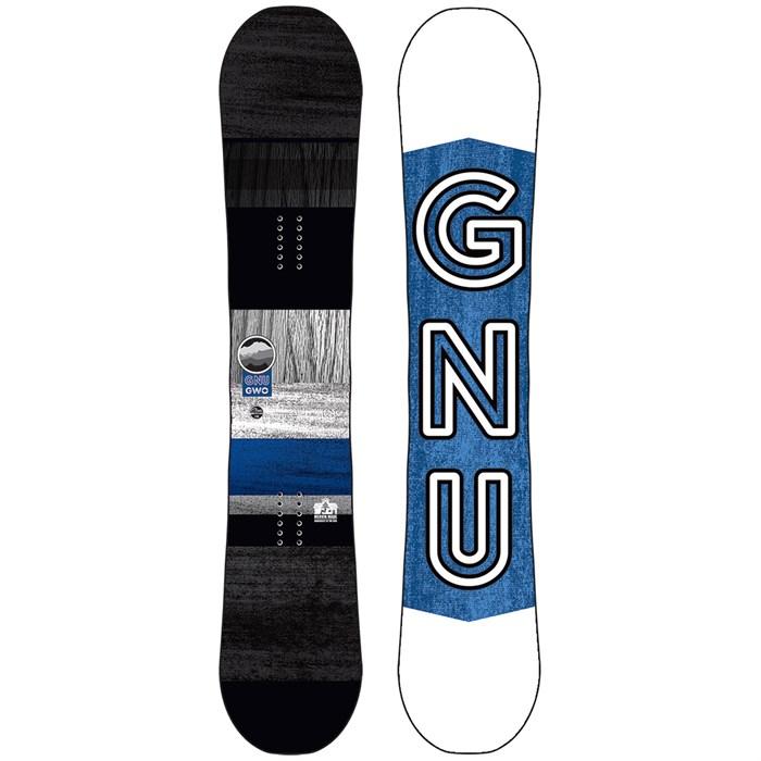 GNU - GWO BTX Snowboard 2022