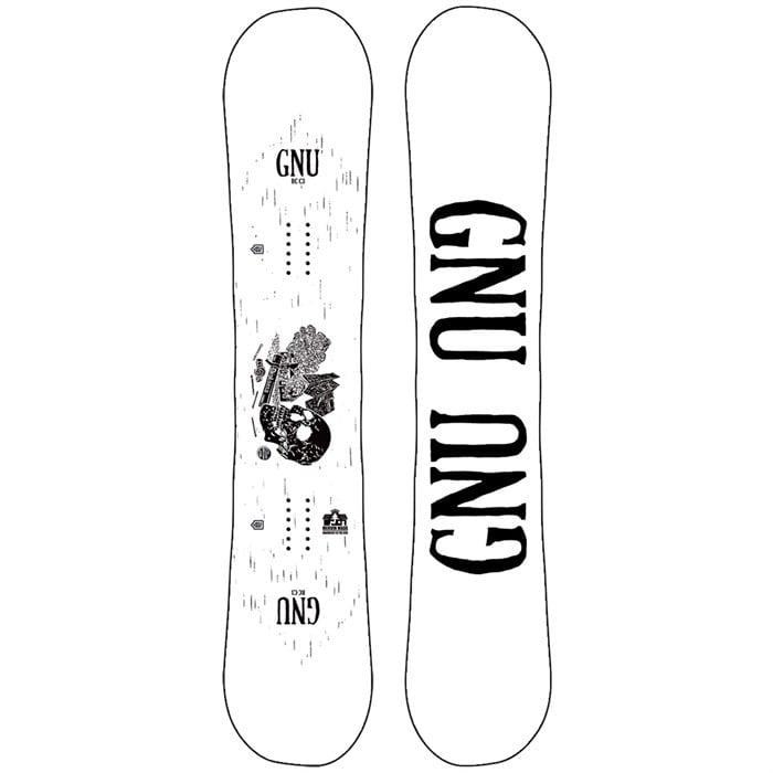 GNU - Riders Choice Asym C3 Snowboard 2022