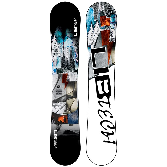 Lib Tech - Skate Banana BTX Snowboard 2022