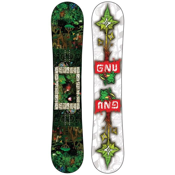 GNU - The Finest Asym C2X Snowboard 2022