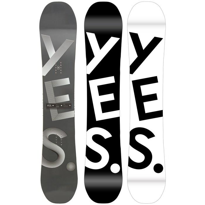 Yes. - Basic Snowboard 2022