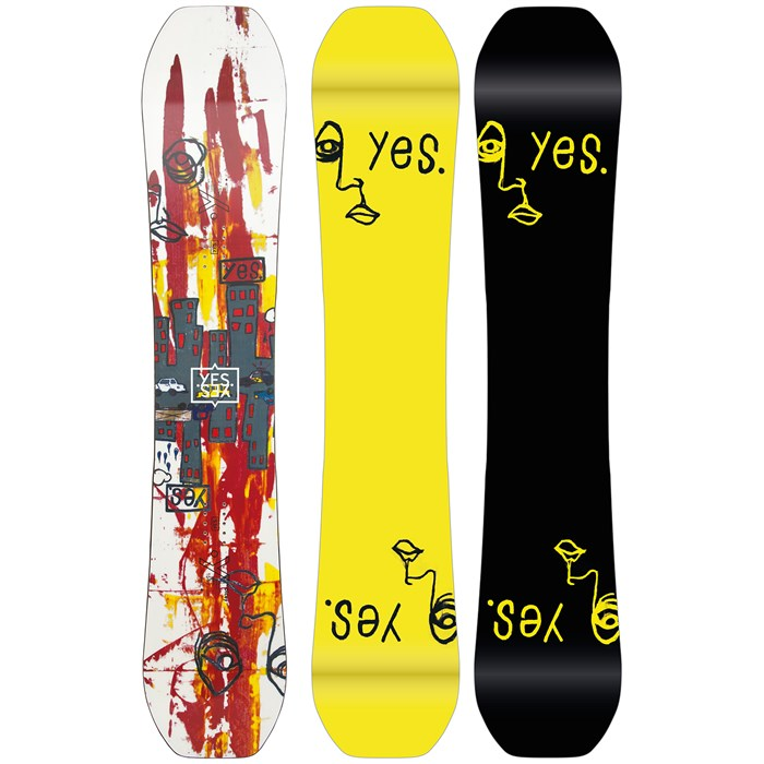 Yes. - Dicey Snowboard 2022