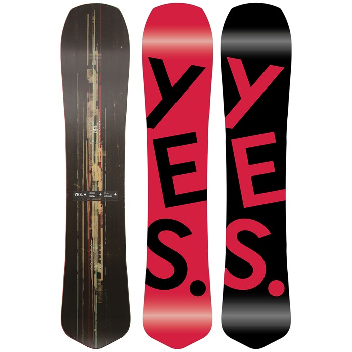 Yes. - Optimistic Snowboard 2022