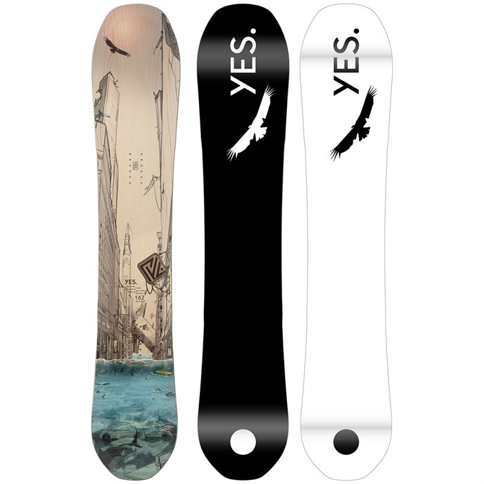 Yes. - Pick Your Line Snowboard 2022