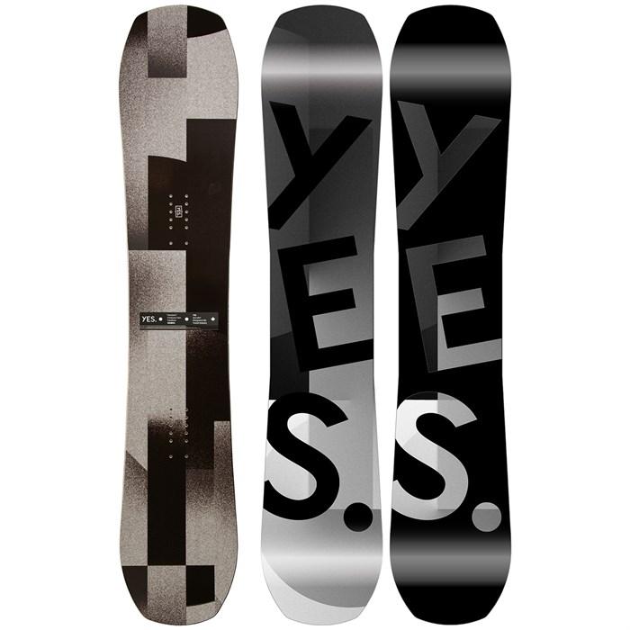 Yes. - Standard Snowboard 2022