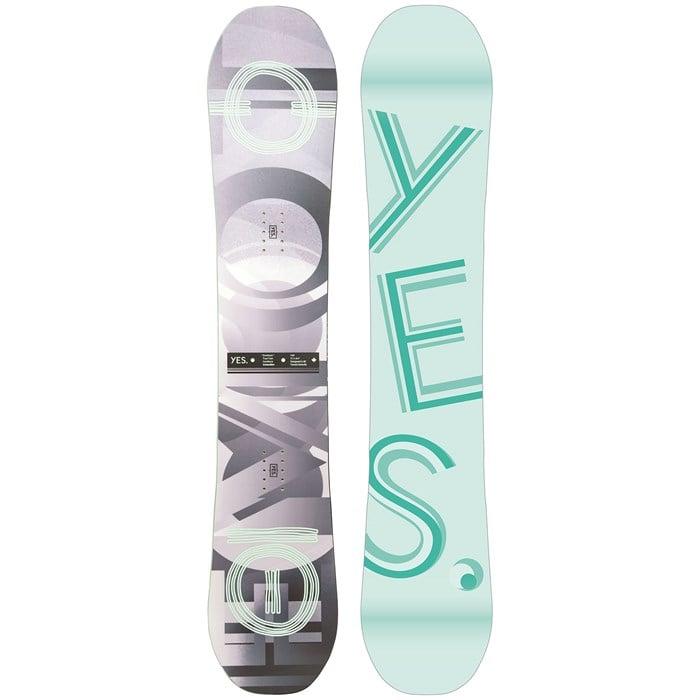 Yes. - Emoticon Snowboard - Women's 2022