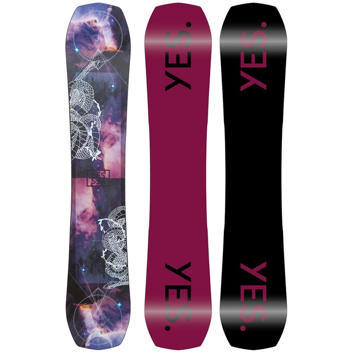 Yes. - Rival Snowboard - Women's 2022