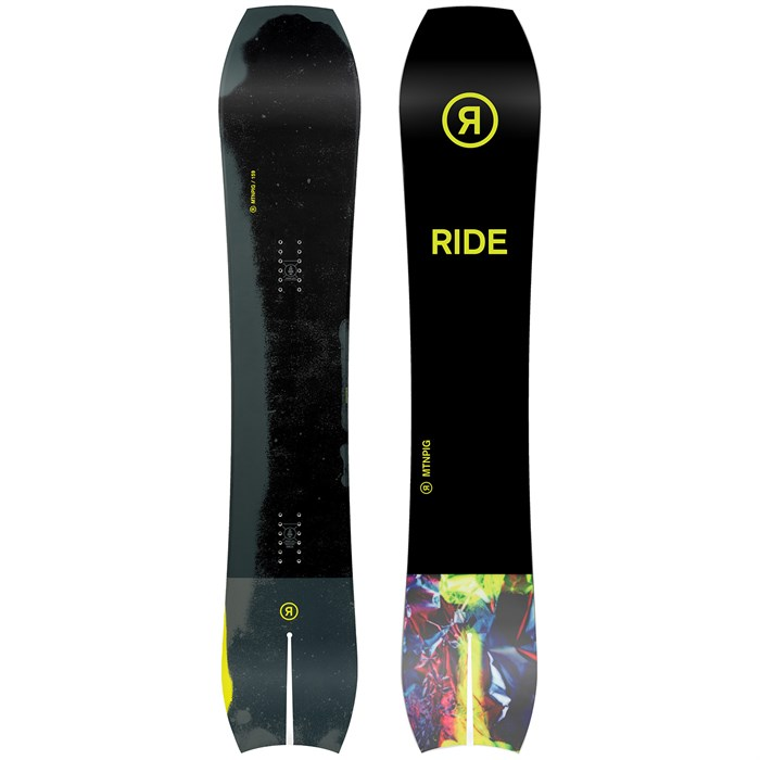 Ride - MTNpig Snowboard 2022