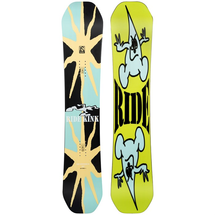 Ride - Kink Snowboard 2022
