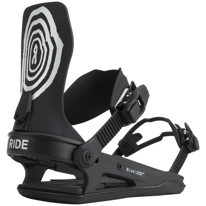 Ride - C-6 Snowboard Bindings 2022