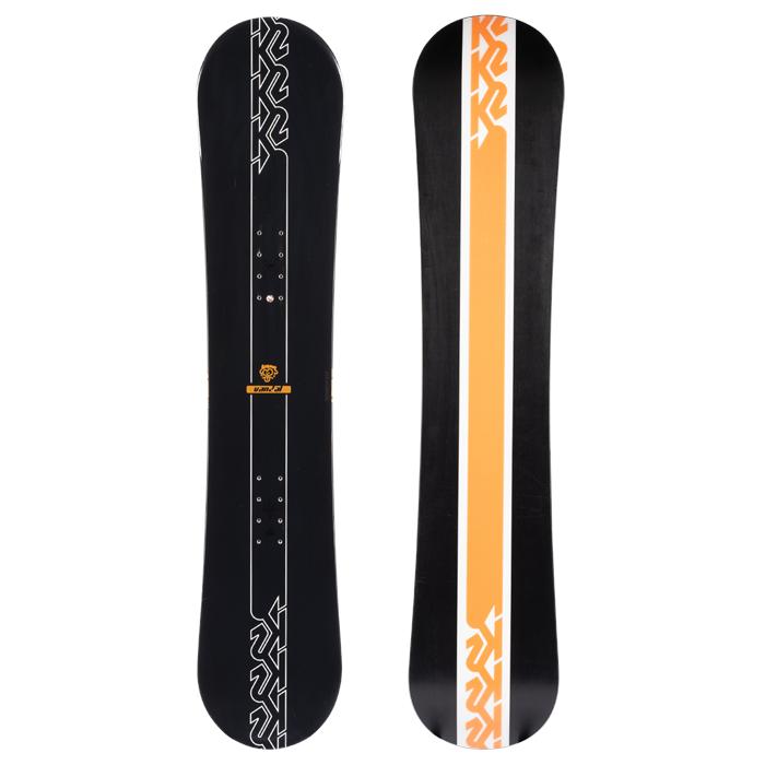 K2 - Vandal Snowboard - Boys' 2022