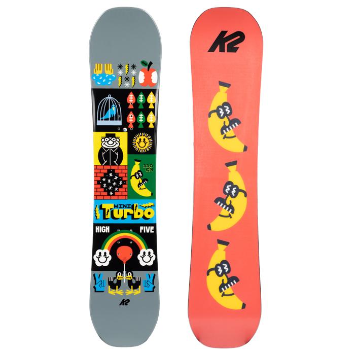 K2 - Mini Turbo Snowboard - Boys' 2022