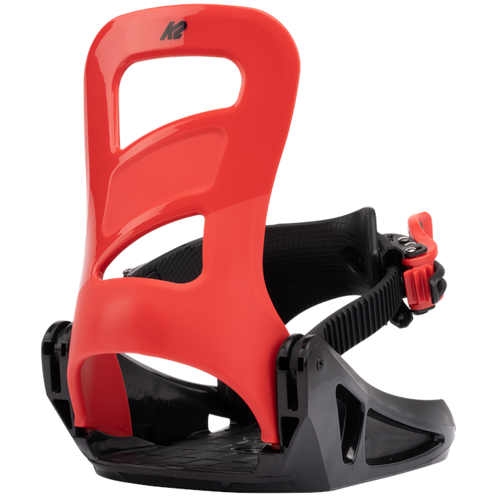 K2 - Mini Turbo Snowboard Bindings - Boys' 2022
