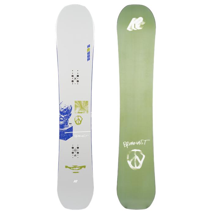 K2 - Broadcast Snowboard 2022