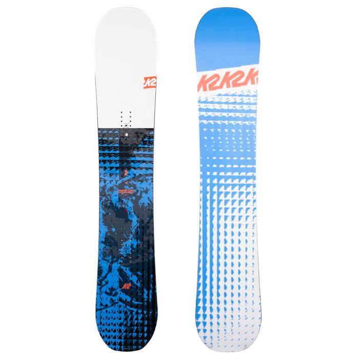 K2 - Raygun Pop Snowboard 2022