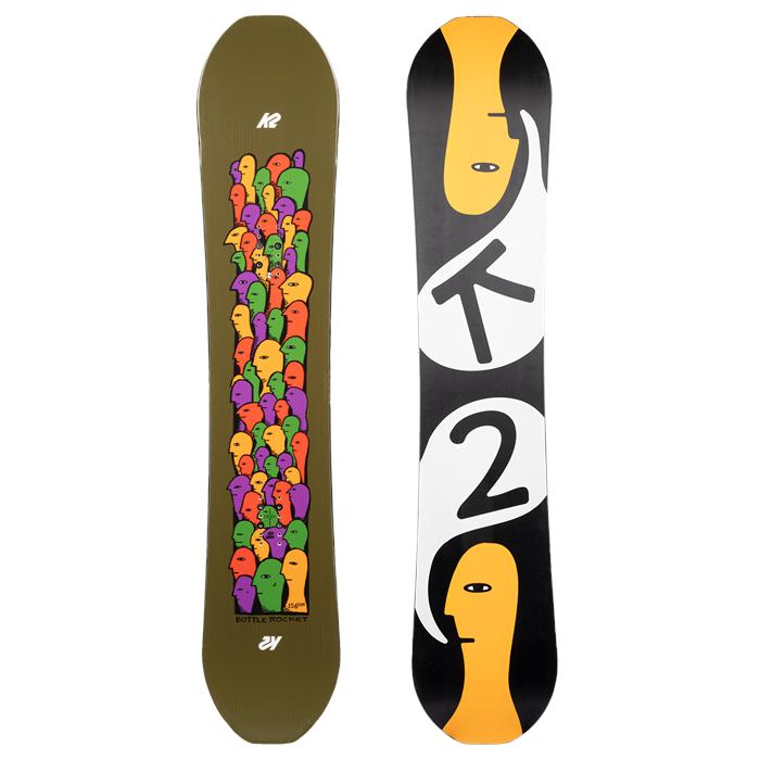 K2 - Bottle Rocket Snowboard 2022