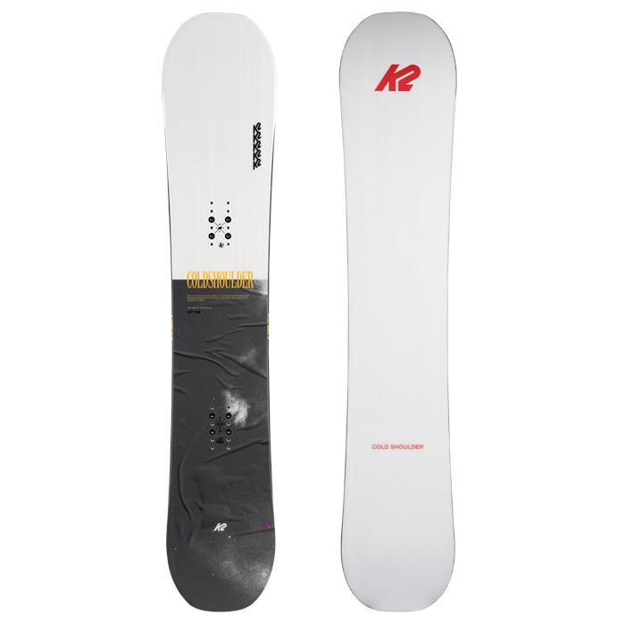 K2 - Cold Shoulder Snowboard - Women's 2022