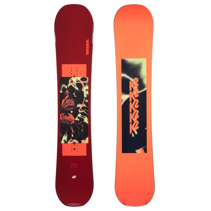 K2 - Dreamsicle Snowboard + Cassette Snowboard Bindings + Haven Snowboard Boots - Women's 2022