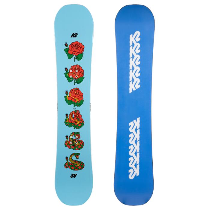 K2 - Spellcaster Snowboard - Women's 2022
