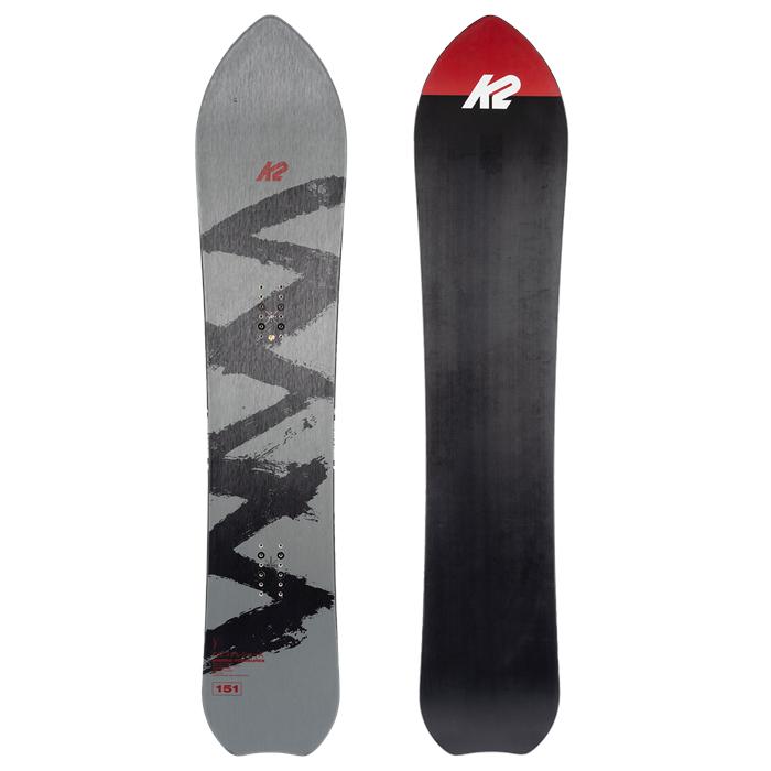 K2 - Niseko Pleasures Snowboard 2022