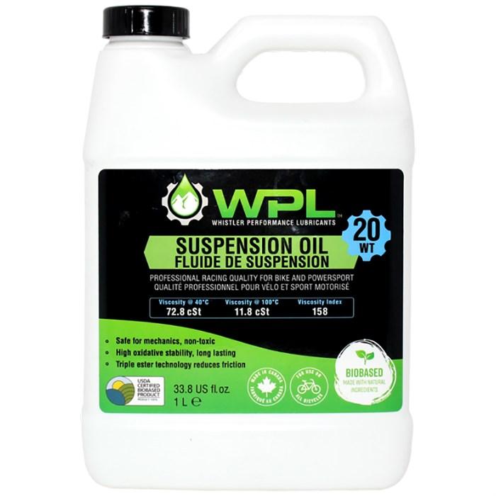 WPL - 20wt Suspension Oil