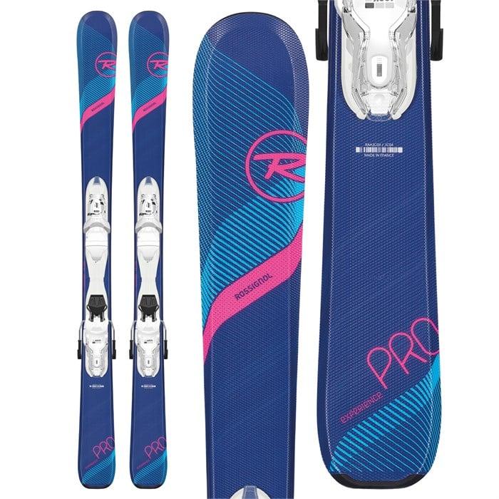 Rossignol - Experience Pro W E Skis + Xpress Jr 7 GW Bindings - Girls' 2021